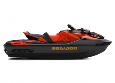 Sea-Doo RXT-XRS 300 Sound System 2020 Dragon Red