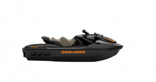 SEA-DOO GTX STD 230 2021 - Eclipse Black/Orange Crush