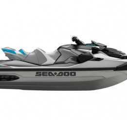 SEA-DOO GTX LTD 300 2021 - Liquid Grey Metallic/Beach Blue Tuotekuva