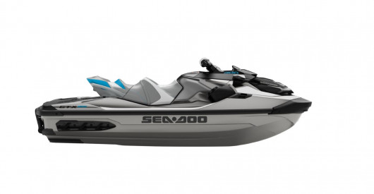 SEA-DOO GTX LTD 300 2021 - Liquid Grey Metallic/Beach Blue
