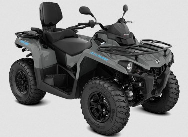 CAN-AM OUTLANDER MAX DPS 450 T 2021 . Granit Gray