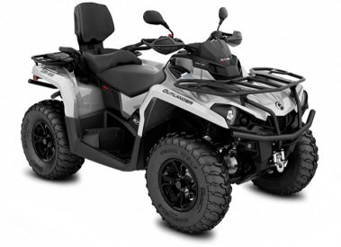 CAN-AM OUTLANDER MAX XT 570 T ABS 2019, 105 km/h - Hopea