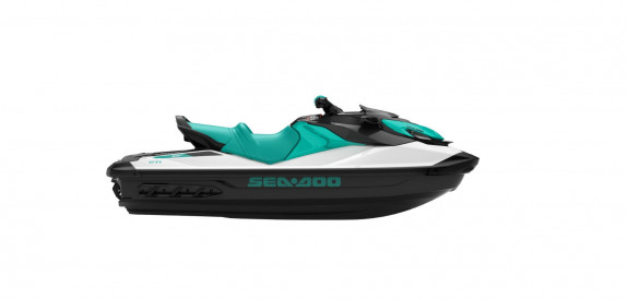 SEA-DOO GTI STD 130 2021 - White/Reef Blue
