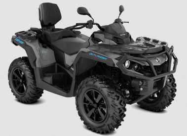 CAN-AM OUTLANDER MAX DPS 1000 T 2021 - Granit Gray