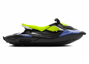 Sea-Doo SPARK 2up STD 60 2020 Dazzling Blue / Manta Green