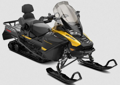 SKI-DOO EXPEDITION LE  900 ACE (650W) ES 2021 -Neon Yellow/Black
