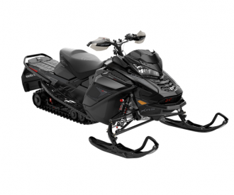 SKI-DOO RENEGADE X-RS 900 ACE TURBO 2019 - Musta