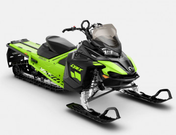 LYNX XTERRAIN STD 3900 600R E-TEC 2021 - Manta Green/Black