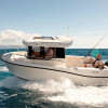 QUICKSILVER CAPTUR 605 PILOTHOUSE + MERCURY F115-thumbnail