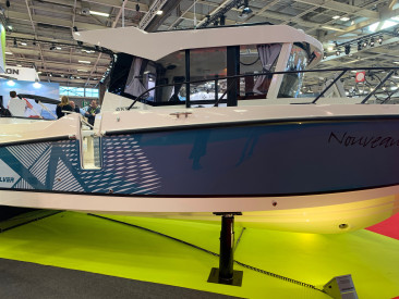 QUICKSILVER 805 PILOTHOUSE + 2x MERCURY F150 XL EFI UUTUUS!