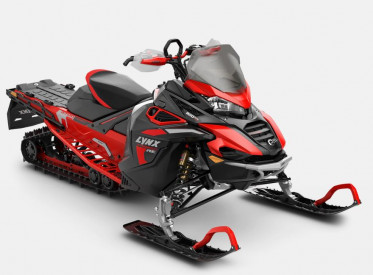 LYNX XTERRAIN RE 3700 900 ACE TURBO R 2022 - Viper Red/Hyper Silver/Black