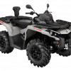 can-am outlander 570 PRO T3 40km/h 2017 harmaa