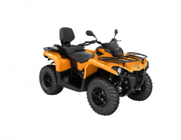 Can-Am Outlander MAX DPS T3B 570 ABS 105km/h 2018 oranssi
