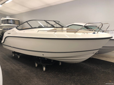 QUICKSILVER ACTIV 605 BOWRIDER + MERCURY F115 CT