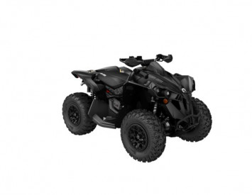 Can-Am Renegade X XC T3B 1000 ABS 105km/h 2018 musta