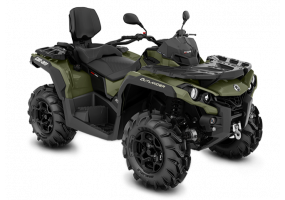Myydyin mallimme Can-Am Outlander Max Pro+ 570 T 2019, 60km/h 10.990 € + tk