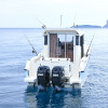 QUICKSILVER CAPTUR 905 PILOTHOUSE + 2 X MERCURY F200 XL VERADO-thumbnail