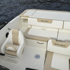 2021 BAYLINER VR5 CUDDY + MERCURY F150 XL EFI